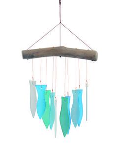 Fish Windchime - RNLI Sale - Shop By Category - Home & Garden UK