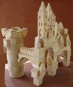 Castle Blocks - I want these!