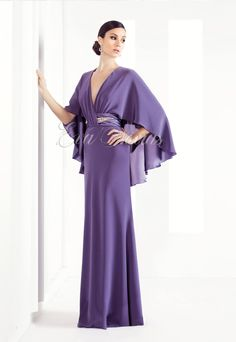vestido de fiesta Patricia Avendaño Modelo 1929