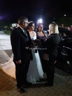 Explicação da entrada triunfal da noiva!