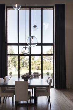 HOUSE SD | Mieke Van Herck Furniture, House, Interior, Home, Peace And Security, New Homes, Curtains, Inside, Room Divider