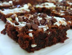 Peanut Butter and Nutella Brownies + 10 other Nutella recipes!
