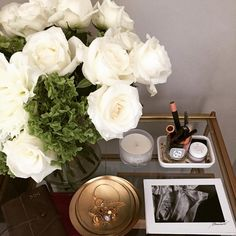 "Meghan Markle on Instagram: ""Wake up and smell the roses..."""