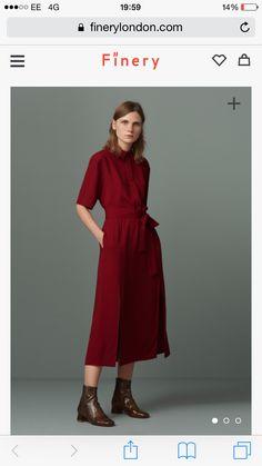 Finery Autumn dress