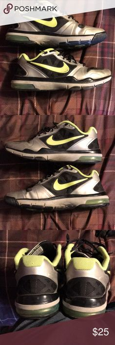 Nike Vapor TR Max HyperFuse shoes Worn shoes, will need new shoe laces. Lots of life left. Make an offer Nike Shoes Sneakers