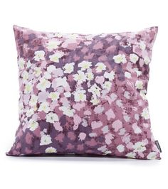 Finlayson Leinikki-tyynynpäällinen, violetti | Sisustustyynyt ... My Favorite Color, My Favorite Things, Halle, Needlework, Throw Pillows, Colour, Purple, Embroidery, Color