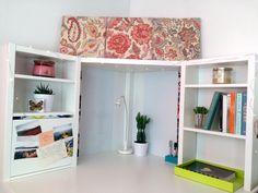Updated: my MICKE corner desk from Ikea