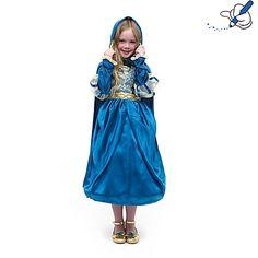 Merida - Kostüm mit Umhang