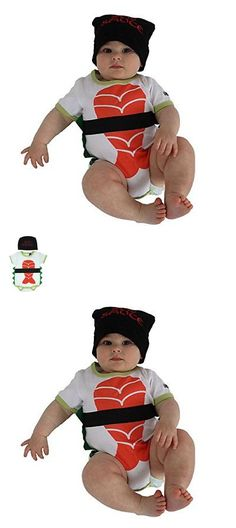 Other Baby and Toddler Clothing 1070: Sozo Unisex-Baby Newborn Sushi Bodysuit And Cap Set White Orange Black Green ... -> BUY IT NOW ONLY: $32.05 on eBay!