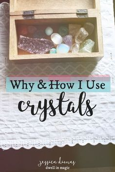 For years, crystals have been used for their healing and spiritual properties. These are the two simple but powerful ways crystals were used.