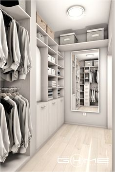 The Luxury Bathroom Interior Design You Need to Tune In! Wardrobe Room, Wardrobe Design Bedroom, Master Bedroom Closet, Home Bedroom, Dressing Room Decor, Dressing Room Design, Walk In Closet Design, Closet Designs, Home Room Design