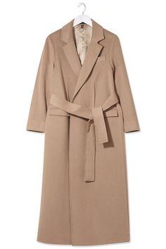 Photo 1 of Cashmere Blend Wrap Coat by Boutique