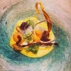 Sea bream ceviche ���� #Lima #fitzrovia #london #peru #dinner #food #ceviche #tasting #menu http://misstagram.com/ipost/1541601303954891504/?code=BVk3jfbgqLw