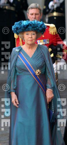 2005, een van de 27 Prinsjedagjaponnen die Theresia voor koningin Beatrix maakte