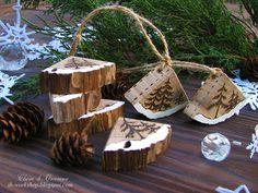 Свет в окошке: дерево / wood