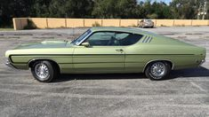 1969 Ford Torino GT 428 Cobra Jet