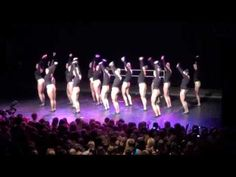 Delta Gamma 2012 Variety Show at The Ohio State University.