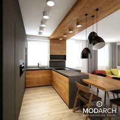 "INTERIOR ""M""⎢kitchen design Kitchen Design, Conference Room, Interior, Table, Furniture, Home Decor, Decoration Home, Design Of Kitchen, Indoor"