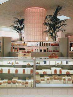palmandlaser:  Carson, Pirie, Scott & Co, North Riverside, Illinois From The Best of Store Designs (1987)
