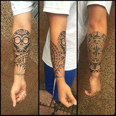 Plantillas Y Disenos De Tatuajes Maories En El Brazo Tatuajes Para