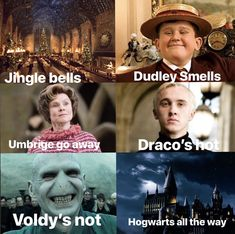 These Top 18 Harry Potter Memes Jingle Bells are so hilarious that will make you Funny and Laughing for whole day.We are sure you will enjoy these Top 18 Harry Potter Memes Jingle Bells. Harry Potter World, Images Harry Potter, Harry Potter Puns, Harry Potter Cast, Harry Potter Characters, Harry Potter Universal, Harry Potter Hogwarts, Facts About Harry Potter, Harry Potter Funny Quotes