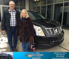 Very nice to deal with, very courteous, prompt. Dave Bayse was very knowledgeable. We were not pressured to make a decision. Phillip was courteous, explained everything so we could understand it. We will come back to this dealership to buy our next vehicle. - Beth Elsten, Saturday, January 04, 2014 http://www.crossroadsjoplin.com/?utm_source=FlickR&utm_medium=DMaxxPhoto&utm_campaign=DeliveryMaxx