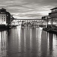 Gorgeous view of the Ponte Vecchio