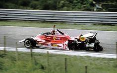 Gilles Villeneuve - Zandvoort