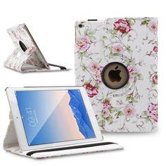 "Slim Magnetic 360 Rotating Folio Leather Case Smart Cover Fr Apple iPad Pro 9.7"""