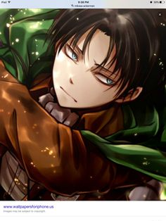 Levi is the most hottest and the sexiest man I have ever seen I that I would marry him and yeah