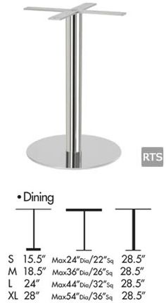 Wonderful Table Base   2500 Series | Tables | Pinterest | Tables, Showroom And Spaces