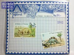 Perangko Sao Tome Principe 1982 Dinosaurs