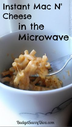 This is a must make - done in 5 minutes. So easy! It uses REAL cheese!