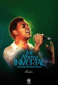 Joe Arroyo Inmortal by Paolo Andrey