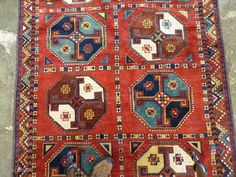 Large Antique Uzbek Main Rug. Here is a superb Uzbek carpet in very good condition, complete, with good pile throughout. Dimensions: 133 x 64 inches  See more textiles at www.banjaratextiles.com