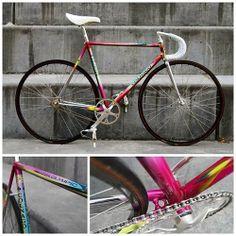 Fixed gear bike Coln
