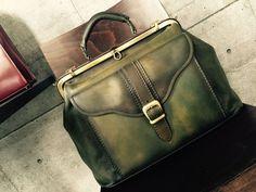 Pratesi Mary Poppins Bruce Green #pratesi #marypoppins #tas #damestas #reistas #bag #ladiesbag #travelbag #duffle