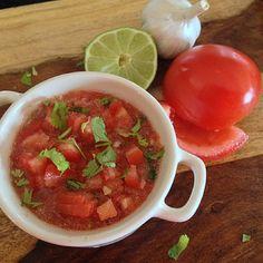 Fresh Tomato Salsa |