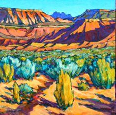 Royden Card - a Utah artist