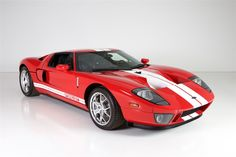 Available* at Scottsdale 2017 - Lot #1394 2005 FORD GT