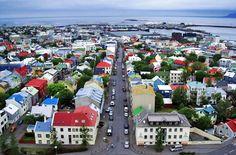 Da Reykjavik a Bogotà, la classifica delle 10 città ''verdi'' del mondo che puntano a diventare in pochi anni metropoli a emissioni zero. E le politiche ambientali adottate fino ad ora rendono l'obiettivo sempre più vicino Reykjavik (Islanda) - La città più ''ve