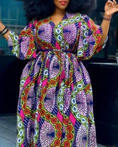 Short African Dresses, Latest African Fashion Dresses, African Print Fashion, African Blouses, African Prints, Classy Work Outfits, Classy Dress, African Print Dress Designs, Curvy Women Fashion