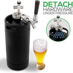 Beer Cider 5 Litre Keg Ice Cooler Cooling Jacket Home Party Strongbow Man cave