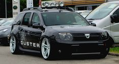 What About A Slammed Dacia Duster?