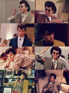Bucket List: be friends with and date someone exactly like Duckie is to Andie.