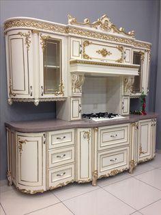 "Мебельная фабрика ""Горелов"" www.gorelov.ru      Luxury kitchen"