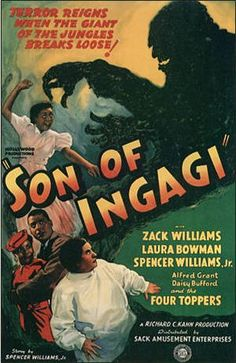 Black Hollywood: Son of Ingagi by Black History Album, via Flickr