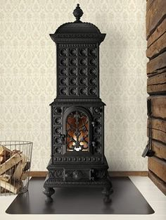 vedspis usa - wood stove