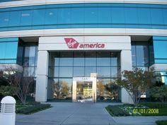 Virgin America headquarters-- I'd like to work there.