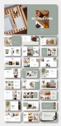 Powerpoint Design Templates, Ppt Design, Brochure Design, Ppt Template, Presentation Design, Presentation Templates, Web Design Tutorials, No Photoshop, Minimalism